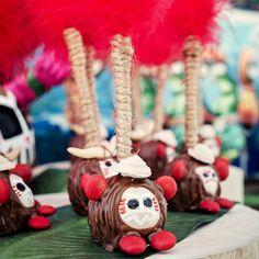 Kakamora Cakepops / Moana Party