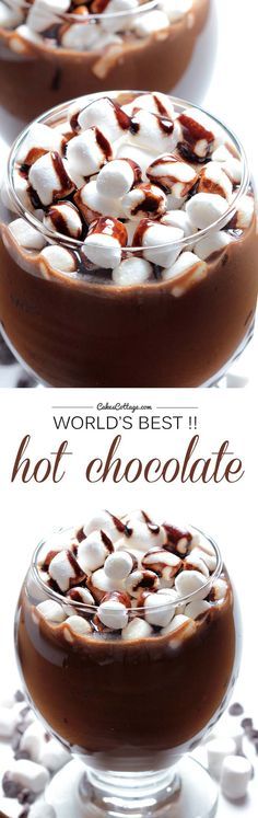 The World's Best Hot Chocolate - a life-changing cup of hot chocolate