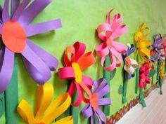 Cute Bulletin Board Ideas   cute spring bulletin board   School Ideas