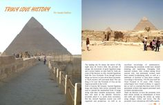 #History: The Great #Pyramids of Giza, the Great #Sphinx, the #solar boats, the #tombs, the chambers; one visit may not suffice!    Read it here:  http://trulyloveegypt.com/edition/truly-love-egypt-issue-31-haram/  #Egypt #Cairo #Giza #Haram #travel #Cheops #pharaoh