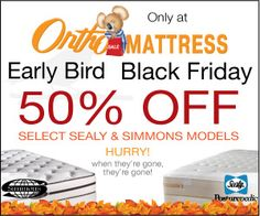 Black Friday Sale is on Now!  Save 50 %, No Sales Tax, 3 Yrs Free Finance & more. See store for details