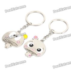 Color: Silver - Material: Zinc alloy - Comes as a pair http://j.mp/1toDS0h
