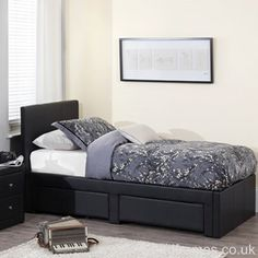 58 Best Leather Bed Frames Images Leather Bed Frame Beds With