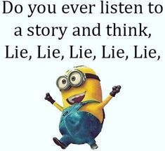 Funny Minions Pictures And Funny Minions Quotes 035 Humor Minion, Minions Quotes, Funny Qoutes, Funny Memes, Funny Quotes For Work, Hilarious Jokes, Funny Phrases, Work Memes, Sassy Quotes