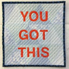 You Got This, by Megan Dougherty