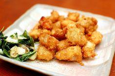 Taiwanese chicken bites