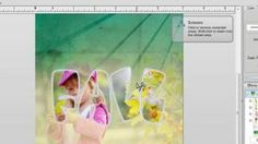 Digital Scrapbook Artist 2 - A Fun Layout. Digital Journal, Craft Tutorials, Digital Image, Photo Book, Digital Scrapbooking, Card Making, Photoshop, Layout, Lettering