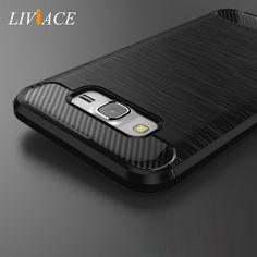 soft tpu silicon phone Cases for Samsung Galaxy J2 J3 J5 J7 PRIME 2015/2016 A3 A5 2017 grand prime black Covers Coque