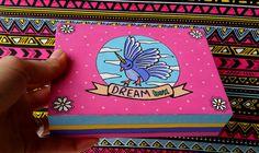 #etsy #art #home #deco #bird #unicorn #licorne #oiseau #sky #flowers #cloud #box #dream #dot #dots #banner #rainbow #arc-en-ciel #girl #girly #pretty #cute #sweet #nature #mosaic #graphic #design #craft #handcraft #handmade #diy #paint #painting #draw #drawing #illustration #handpainted