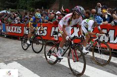Stradalli Carbon Road Cycles at Richmond 2015 UCI Road World Championships with Colombian National Team Cyclists