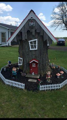 120 amazing backyard fairy garden ideas on a budget (113)