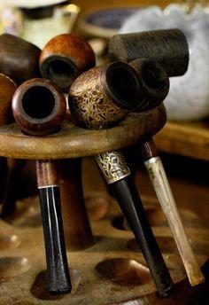 Gentlemen's pipes