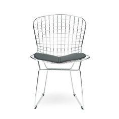 Chrome Bertoia Side Chair