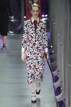 Gucci Autumn/Winter 2017 Ready to Wear Collection