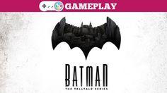 Batman - The Telltale Series Episode 1 Gameplay