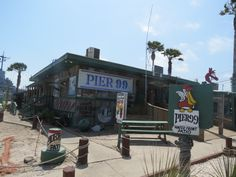 Pier 99 restaurant Corpus Christie Texas.... Photo by Linda Anderson http://takecoupons.net/restaurantscoupons/item/99-restaurant-pub-coupons