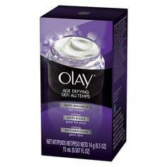 Olay Age Defying Anti-Wrinkle Eye Cream - .5 oz : Target