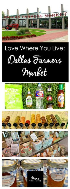 Looking to get a taste of REAL Texas? Then ask a Texan. I'm sharing some of my favorite tastes from one of my favorite Dallas spots: the Dallas Farmers Market and several of these must-have Texas tastes from Texas purveyors. Thanks to Ozarka® Brand Natura