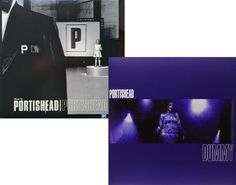 PORTISHEAD - Lot of 1LP + 2LP: Portishead / Dummy