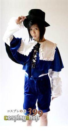 Costume Suitable for Cosplay of Rozen Maiden Souseiseki - Xlarge (H: 167 - 173cm) San Kyu Kyu Cosplay Shop http://www.amazon.com/dp/B00FGRGZVU/ref=cm_sw_r_pi_dp_BoGhub0GSKFN2