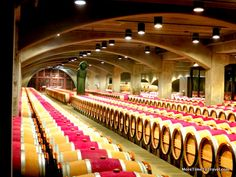 12 Things you MUST see and do in the Napa Valley: Visit a barrel room