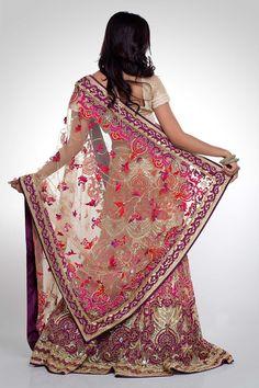Satya Paul Indian Bridal Fashion on IndianWeddingSite.com