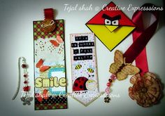 bookmarks by Tejal
