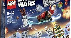 Öffnen Sie jeden Tag eine Tür, um 24 verschiedene Geschenke mit Motiven aus LEGO Star Wars zu enthüllen.  Mit 5 Minifiguren und 2 weihnachtlich gestalteten Droiden.  Ebenfalls enthalten: Jabbas Sail Barge, Sandcrawler, Star Destroyer, Millennium Falcon, AT-AT, A-wing Starfighter sowie ein Schlitten.  Mit Ewok-Waffenständer, Katapult, Geschützturm, Blaster-Ständer und Hoth-Befehlsstand.  Spielen Sie auf der lustigen, ausklappbaren Spielmatte die Szenen aus LEGO Star Wars nach.Mit dem…