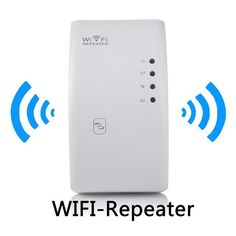 WiFi Genius Repeater (US/EU/UK/AU Plug Available) - Instantly Double Your WiFi Range