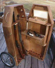 Gun case...