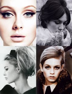 hairstyle in the swinging sixties