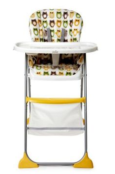 I'm shopping Joie Mimzy Snacker Highchair - Owls in the Mothercare iPhone app.