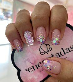 Manicure And Pedicure, Gel Nails, Super Nails, Beauty Spa, Pretty Nails, Nail Colors, Nail Designs, Nail Art, Asdf