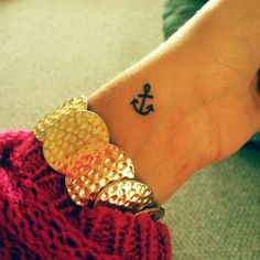 anchor tat + placement