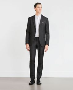 SUPER 130 WOOL SUIT-Suits-MAN | ZARA Germany