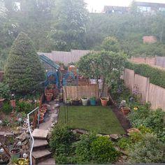 Lawns down :0) Crps, Lawns, Allotment, Garden Bridge, Life Is Good, Outdoor Structures, Life Is Beautiful