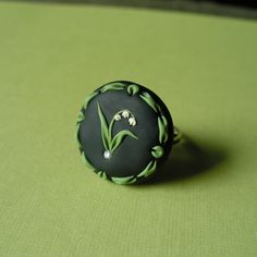 Lily Of The Valley Ring | Flickr - Photo Sharing!