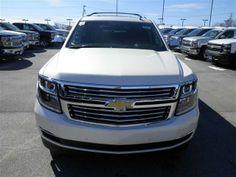 2015 Chevrolet Suburban LTZ1500 4x4 LTZ 1500 4dr SUV SUV 4 Doors White for sale in Frankfort, IL Source: http://www.usedcarsgroup.com/used-chevrolet-suburban-for-sale
