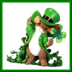 Charming Tails - St. Patrick's Day