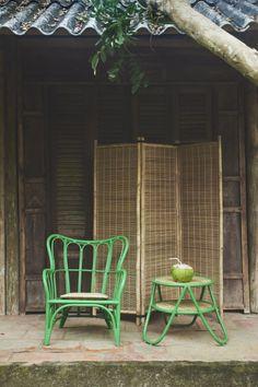 NIPPRIG stoel   #IKEA #nieuw #bamboe #limited #waterhyacint #zeegras