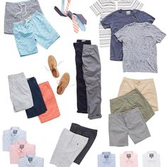 So much style options. || @bonobos