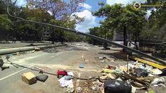 Paso Trancado Caracas 6A