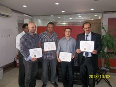 Otaishan is proud to share that a team of engineers has successfully completed a course in Associate Value Specialization. These professionals were awarded the 'Value Engineering Certificates for Associate Value Specialist'.