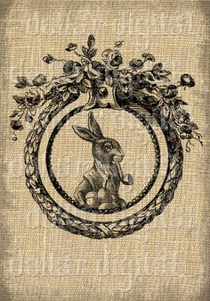 Antique Illustration Vintage Digital Download by 1dollardigital, $1.00