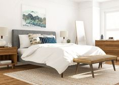 Best 84 Best Mid Century Bedrooms Images In 2019 Mid Century 400 x 300