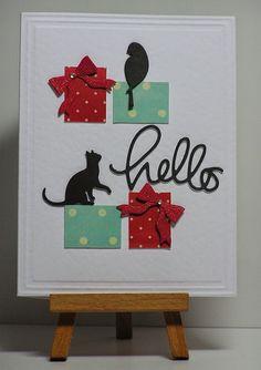Cathys Card Spot: Hello
