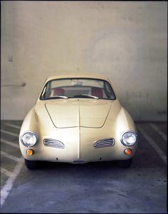 redhousecanada:  Parkade Karmann Ghia (via GoneApey)