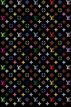 Louis Vuitton Logo Wallpaper Louis Vuitton Lv Multi