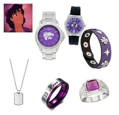 """""""Men's Jewellery for Aladdin"""" by megsiehowell ❤ liked on Polyvore featuring Jack Mason, Game Time, GFase, Giorgio Armani, men's fashion, menswear, disney, aladdin, jewellery and menfashion"""