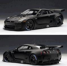 Nissan GTR Godzilla